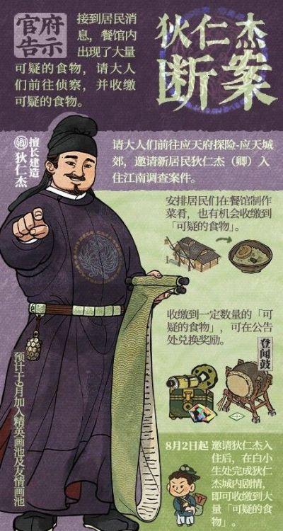 江南百景图可疑的食物怎么获得?可疑的食物获取攻略图片2