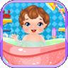 宝宝公主爱洗澡游戏安卓版 v1.0