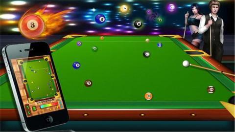 真实台球游戏大全_真实台球游戏最新手机版_真实台球游戏苹果版ios