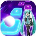 初音未来节奏跳跃游戏安卓版 v1.0