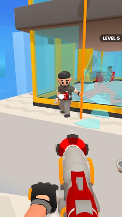高压喷射枪游戏图3