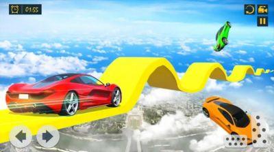 勇士飞车游戏安卓版图片1