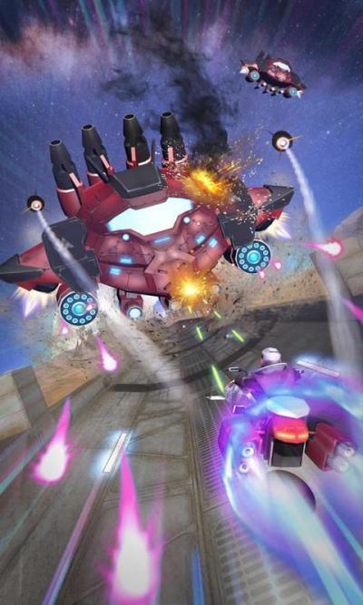 太空骑士追星游戏中文版图片1