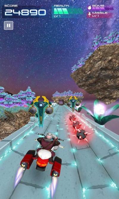 太空骑士追星游戏图3
