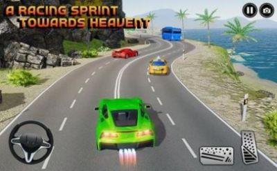 高速公路竞速赛车游戏图3