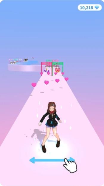 魔法少女跑酷游戏图3