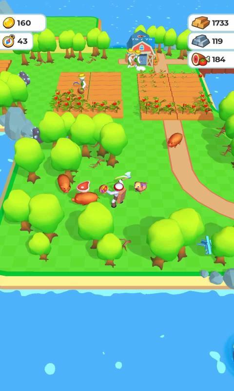 苏尔夫生存岛游戏图2