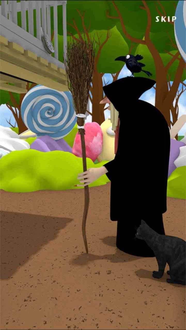 糖果屋历险记游戏图3