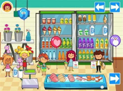 我的虚拟杂货店游戏图1