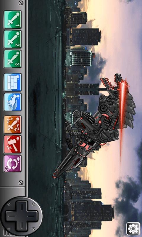 猎龙机甲游戏图3