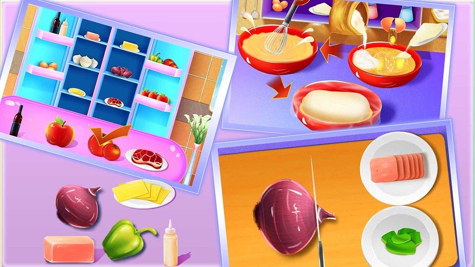 烹饪美食馅饼游戏安卓版图片1