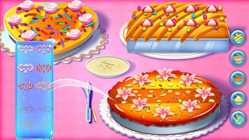 烹饪美食馅饼游戏图1