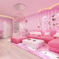 粉红家居设计