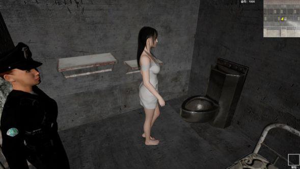 狱中少女合集